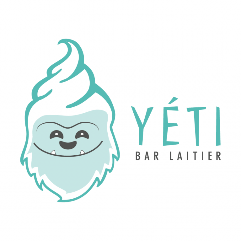 Yéti bar Laitier